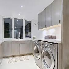 Cabinet Laundry Room Gray Laundry Room Cabinets Design Ideas