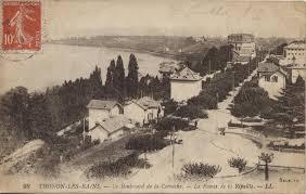 Corniche 22 à Thonon Les Thonon Les Bains 74 Haute Savoie Cartes Postales Anciennes Sur