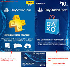 playstation gift card 10 playstation cards vouchers for your online ps multiplayers and
