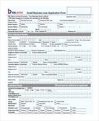8 small business form free sample example format download