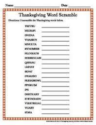 thanksgiving activities for elementary divascuisine