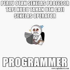 Programer Meme - 12 gambar meme anak programmer ini bikin kamu ngakak lihatnya