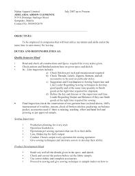 pattern maker resume resume marideth