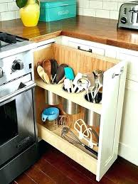 Storage Solutions For Corner Kitchen Cabinets Kitchen Cabinet Blind Corner Solutions Statum Top