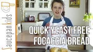 nul en cuisine saucepan focaccia bread recipe
