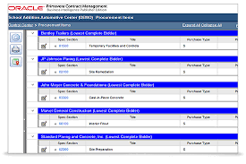 Contract Management Spreadsheet by Buy Oracle Primavera Contract Management Solution Global Pm