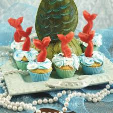 mermaid cupcakes mermaid cupcakes decor how to with recipes for all