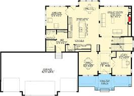 garage house floor plans storybook house plan with 4 car garage 73343hs architectural