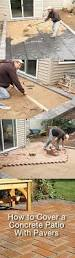 How To Install A Concrete Patio 35 Best Exterior Beauties Images On Pinterest Gardens Beach