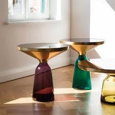 beistelltisch designer classicon bell side table beistelltisch emporium mobili de