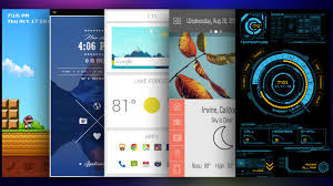 home themes for android the best themer themes to refresh and customise your android phone