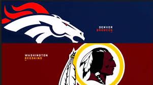 Bronco Flag Denver Broncos Vs Washington Redskins Highlights Week 16