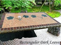 Cement Patio Table Cement Patio Furniture Exteri Cement Outdoor Tables Gsmmaniak Info