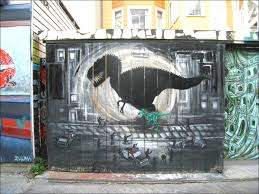 Clarion Alley Mural Project San Francisco by See 23 Years Worth Of Clarion Alley Art Curbed Sf
