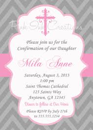 templates for confirmation invitations free printable confirmation invitations