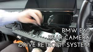 bmw e60 5 series idrive professional ccc rear backup camera