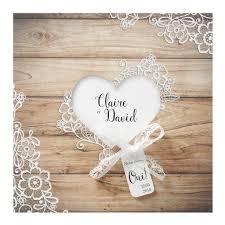 faire part dentelle mariage faire part mariage vintage bois dentelle avec découpe