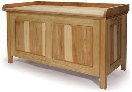 amazing storage chest seat ideas within wooden bench modern