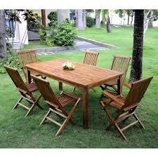 table chaise de jardin pas cher table de jardin teck pas cher ensemble table chaise jardin pas cher