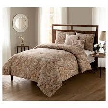 Paisley Comforters Palila Paisley Comforter Set 5 Piece Vcny Target