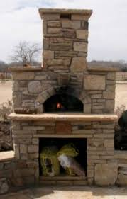 Pizza Oven Outdoor Fireplace by 96 Best Pizza Oven Ideas Images On Pinterest Outdoor Oven