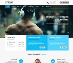 10 Best Free Responsive Fitness Wordpress Themes Templates 2018 Themes Templates