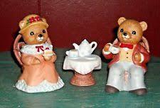 Home Interior Bears Homco 1401 Ebay