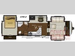 5th Wheel Camper Floor Plans 59 Best Interesting Camper Floor Plans Images On Pinterest Floor