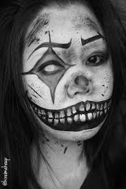 Halloween White Face Makeup by Halloween Archives Kirei Makeup