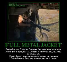 Full Metal Jacket Meme - nsaney z posters ii full metal jacket door gunner
