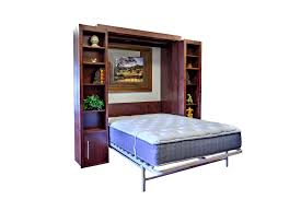 bookcase murphy wall bed wilding wallbeds