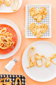 playing with your food funnel cake love letters for valentine u0027s