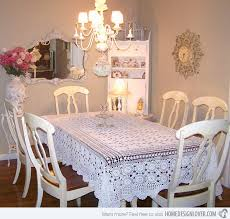 15 pretty and charming shabby chic dining rooms home design lover