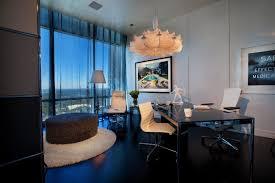 amenagement bureau domicile design interieur bureau domicile suspension design sol parquet