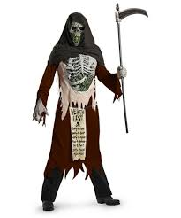 Soul Taker Halloween Costume Soul Collector Costume Costume Scary Halloween Costume