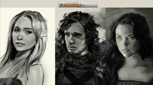 drawing portraits tips and technique youtube