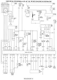 chevy s10 alternator diagram chevy alternator wiring diagram