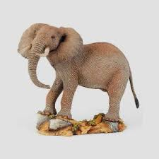 elephant ornament wildlife figurines elephant ornaments