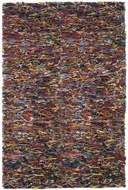 Safavieh Leather Shag Rug Leather Shag Rug Home Designs Idea