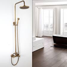 Antique Brass Bathroom Accessories by Antique Copper Thermostatic Mixer Shower Valve Exposed Designer