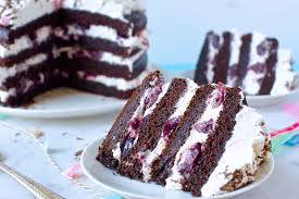 black forest cake recipe king arthur flour