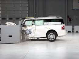 Pics Of Ford Flex 2014 Ford Flex Driver Side Small Overlap Iihs Crash Test Youtube