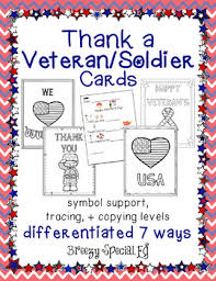 veterans day cards veterans day soldier cards differentiated for all your special