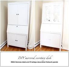 Ikea Hemnes White Desk by Ikea Secretary Desk White Best Home Furniture Decoration