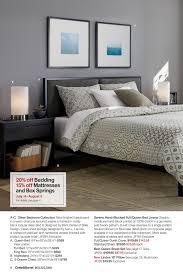 crate and barrel bedroom sets captivating coolest crate and barrel