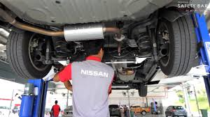 nissan almera ultra racing bar do you know after installed vehicle safety bar will helps u youtube