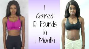 how i gained 10 pounds in 1 month with apetamin gain weight fast