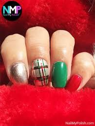 40 easy christmas nail art designs and ideas for 2016 nail art