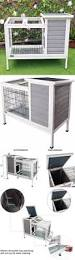 Rabbit Hutch Indoor Large 91 Best The Eventual Bunny Images On Pinterest Pet Rabbit