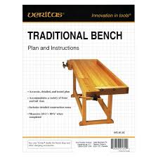 Woodworkers Bench Plans Veritas Traditional Bench Plan Woodworking Plans